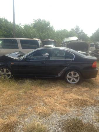 05 bmw 330i parting out