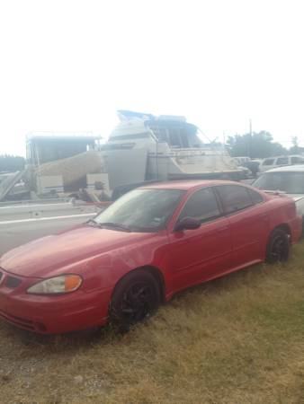 04 Pontiac grand am