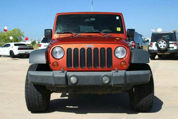 2009 JEEP WRANGLER X UNLIMITED ONLY $330 A MONTH