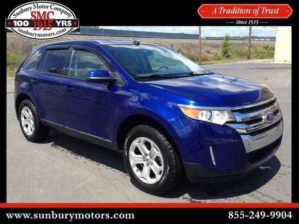 2013 Ford Edge - *GET TOP $$$ FOR YOUR TRADE*
