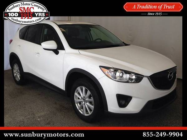 2013 Mazda CX-5 - *GET TOP $$$ FOR YOUR TRADE*