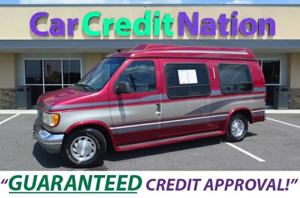 *1995 FORD ECONOLINE*ALL CREDIT SCORES ACCEPTED DRIVE IT HOME TODAY!!