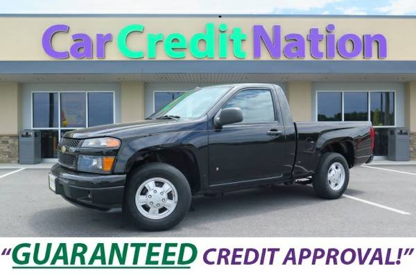 08 CHEVROLET COLORADODRIVE HOME TODAY WITH OUR QUICK & EASY FINANCING!