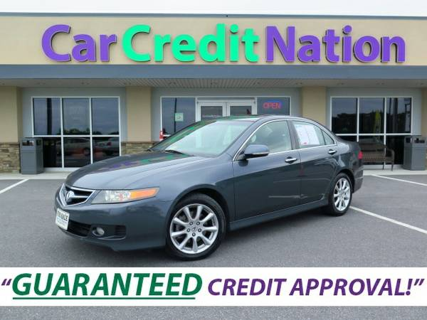 2007 ACURA TSX **ALL CREDIT SCORES ARE ACCEPTED HERE*QUICK & EASY****