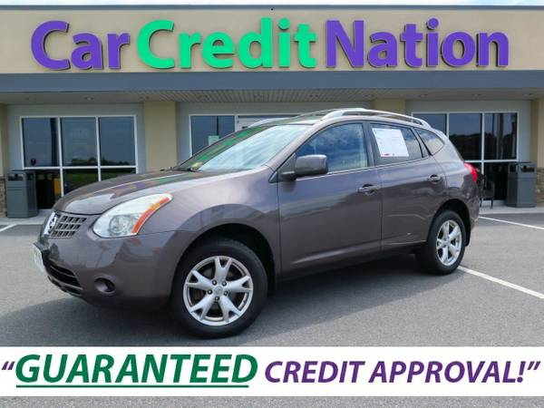2008 NISSAN ROGUE**AWD** PRE-APPROVED FAST ONLINE*DRIVE HOME TODAY!