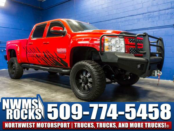 Lifted 2013 *Chevrolet Silverado* 2500HD LTZ 4x4 - One Owner! 2013...