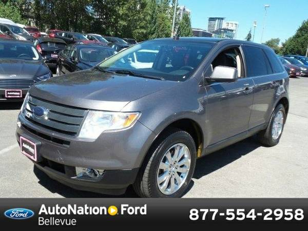 2009 Ford Edge Limited Ford Edge Limited SUV
