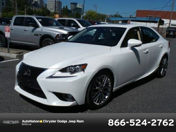 2014 Lexus IS 250 SKU:E5017548 Sedan