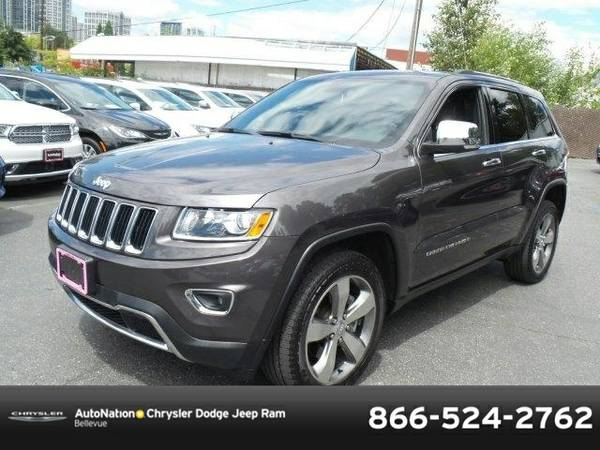 2014 Jeep Grand Cherokee Limited Jeep Grand Cherokee Limited SUV