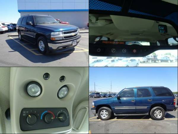 2005 Chevy Tahoe 4WD LS!