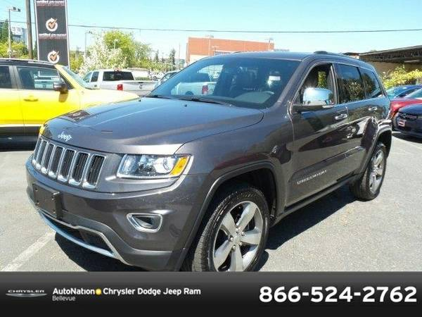 2014 Jeep Grand Cherokee Limited SKU:EC528333 SUV