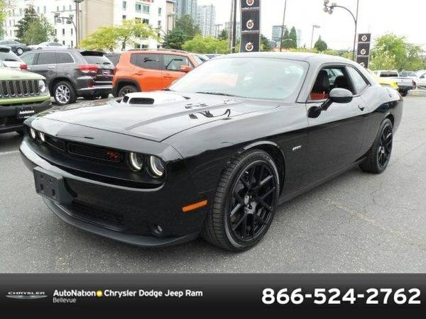 2015 Dodge Challenger R/T Plus Shaker SKU:FH819508 Coupe