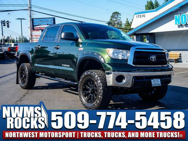 Lifted 2012 *Toyota Tundra* SR5 4x4 -