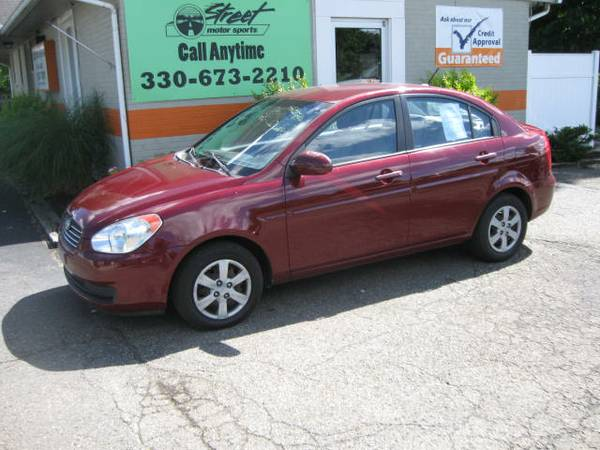 2008 Hyundai Accent From Florida Not Rusty