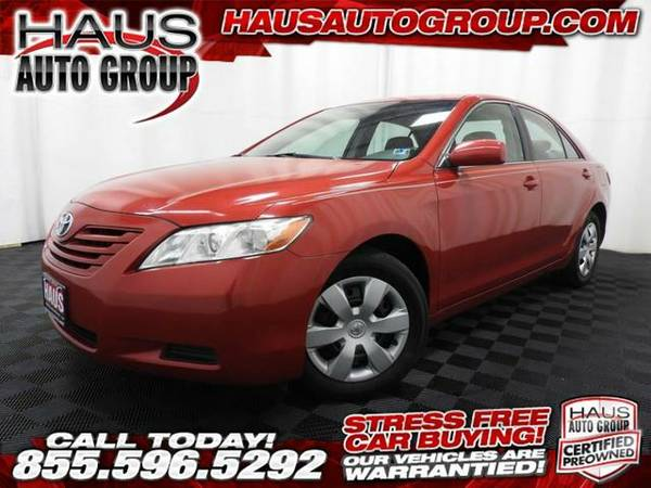 2008 *Toyota Camry* LE - Toyota-INSTANT APPROVAL