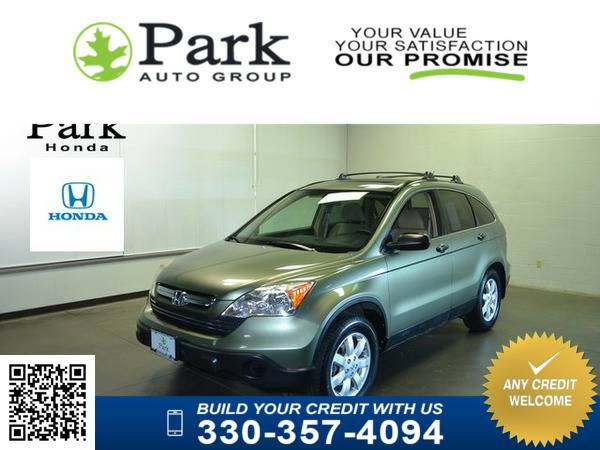 2007 Honda CR-V CRV EX Green Tea Metallic