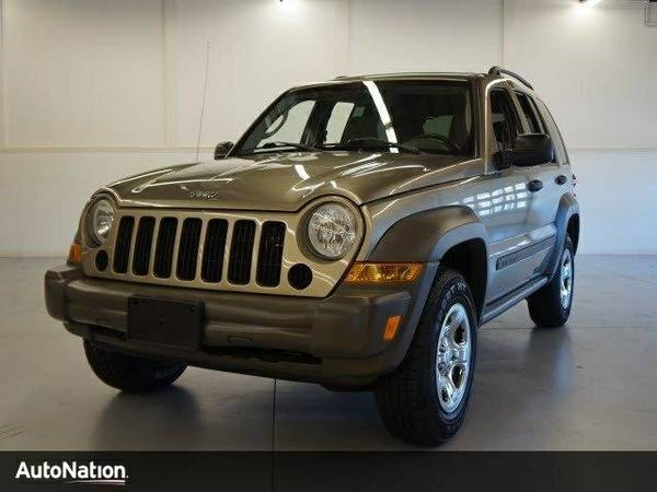 2007 Jeep Liberty Sport SKU:7W672662 Jeep Liberty Sport SUV