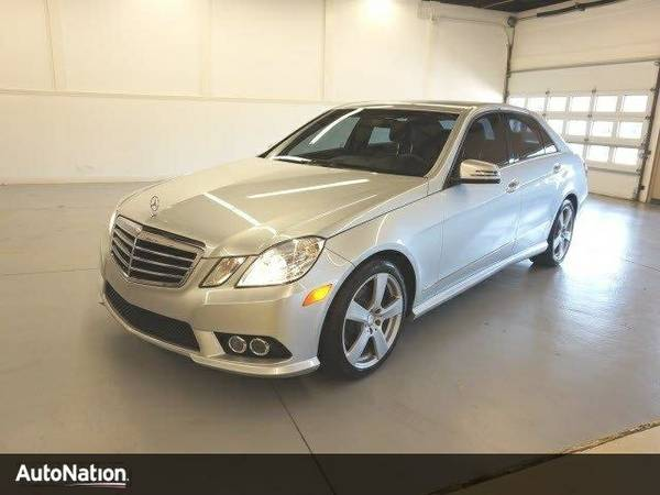 2010 Mercedes-Benz E-Class E350 Luxury SKU:AA090332 Mercedes-Benz E-Cl