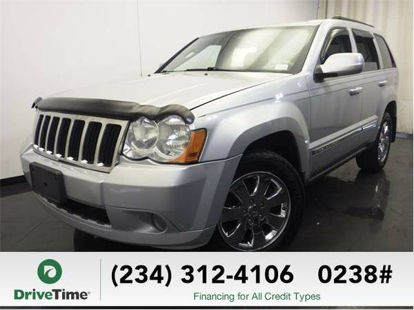 2008 *Jeep Grand Cherokee* Limited - BAD CREDIT OK
