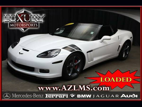 2012 Chevrolet Corvette Z16 Grand Sport .. Loaded .. Nav .. Heads up .