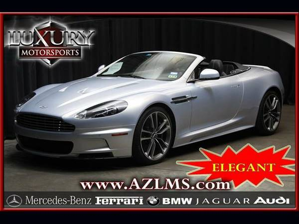 2010 Aston Martin DBS Volante .... Only 1500 Miles .... Perfect
