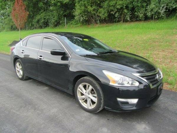 2013 *Nissan Altima* 2.5 SV - Nissan Super Black