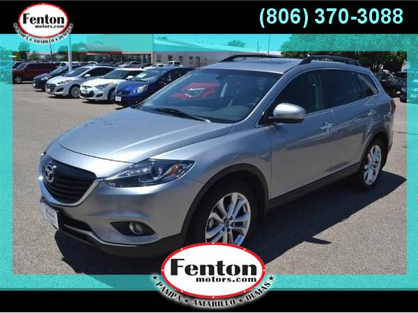 2013 Mazda CX-9 Grand Touring We Have the Best Deals!