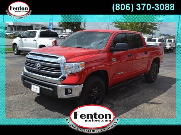 2014 Toyota Tundra 4WD Truck SR5 We Have the Best Deals!