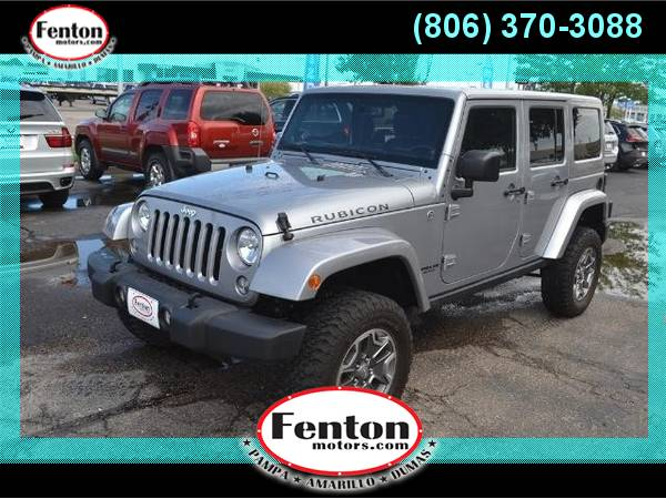 2014 Jeep Wrangler Unlimited Rubicon We Have the Best Deals!