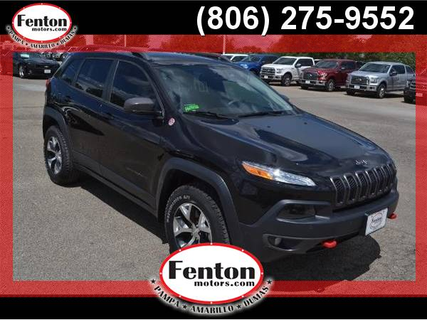 2014 Jeep Cherokee Trailhawk Best Internet Deals!
