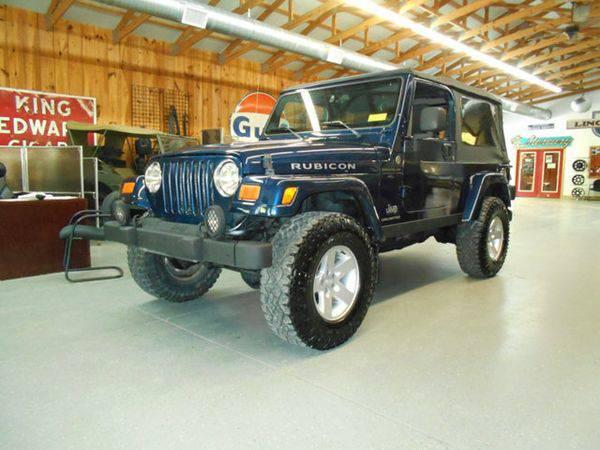 2005 *Jeep* *Wrangler* Unlimited Rubicon