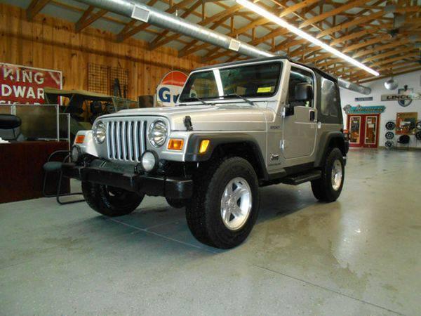 2004 *Jeep* *Wrangler* Sport
