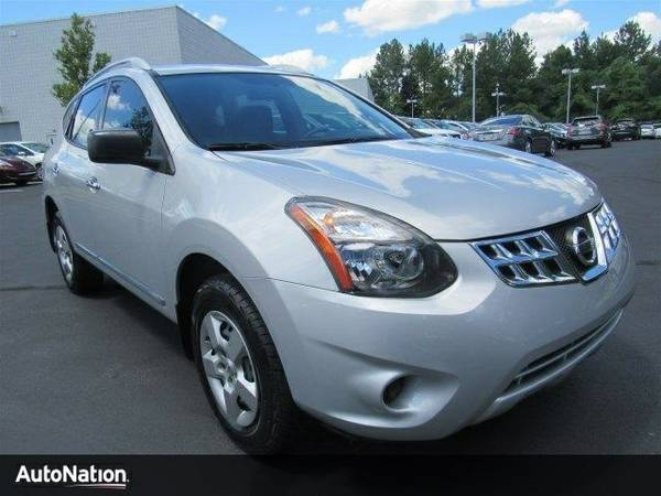 2014 Nissan Rogue Select S SKU:EW103796 Nissan Rogue Select S SUV