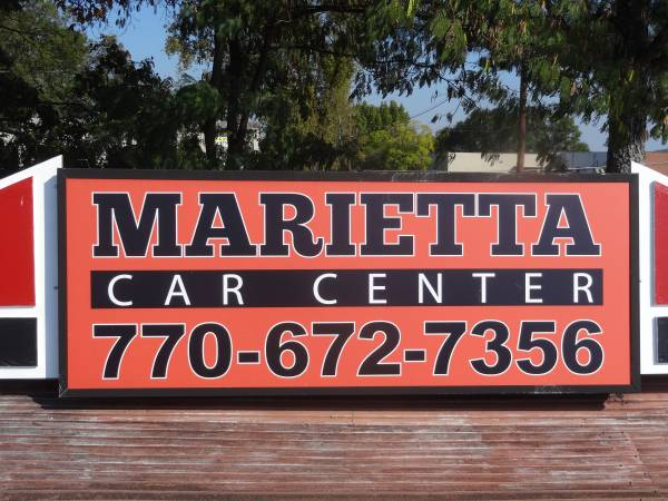 @@ MARIETTA CAR CENTER IS THE KINGDOM OF THE BUY HERE PAY HERE #@#@#@@