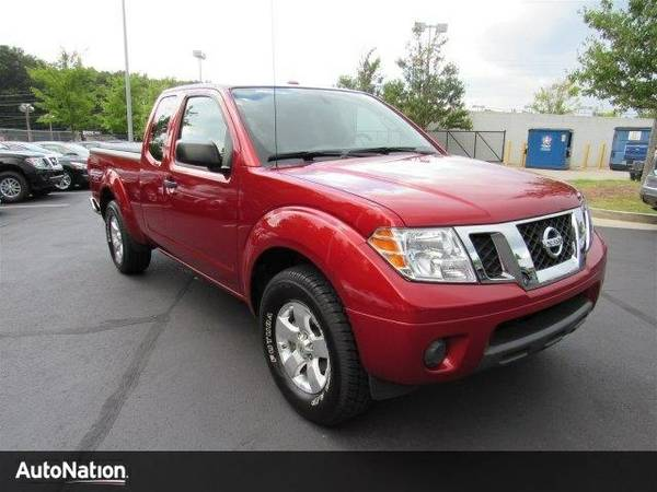 2013 Nissan Frontier SV SKU:DN750809 Nissan Frontier SV King Cab