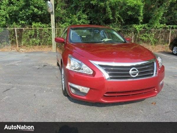 2015 Nissan Altima 2.5 S SKU:FC213478 Nissan Altima 2.5 S Sedan