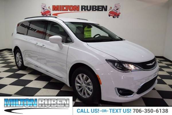 2017 Chrysler Pacifica Touring-L 4dr Wagon