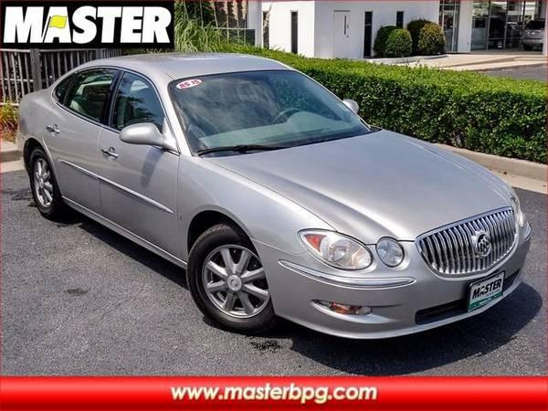 2008 *Buick LACROSSE* CXL - (Platinum Metallic)
