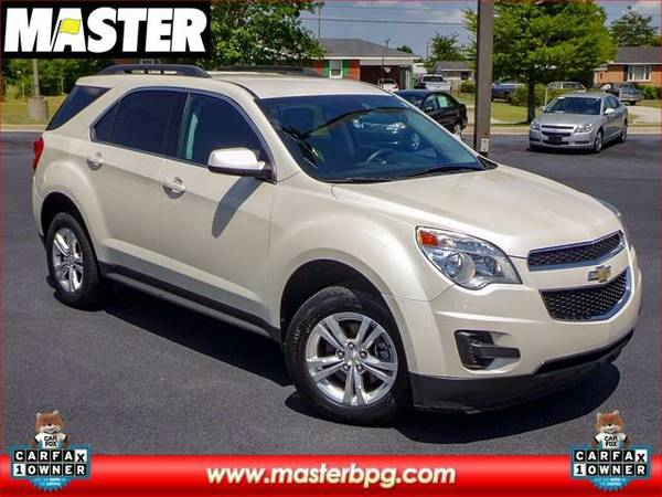 2012 *Chevrolet EQUINOX* LT W/1LT - (WHITE)