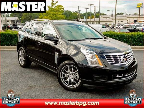 2014 *Cadillac SRX* BASE - (BLACK)