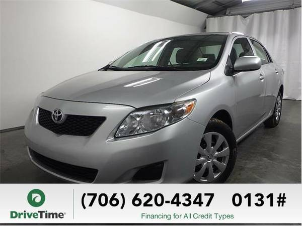 2010 *Toyota Corolla* - LOW DOWN-PAYMENT