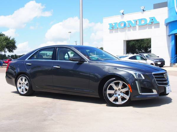 2015 Cadillac CTS 3.6 l PREMIUM 1 Owner~Low Miles! MUST SEE!