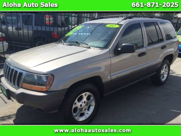 2001 Jeep Grand Cherokee Laredo 2WD. Clean Jeep. Cold AC. Gr8 Deal!