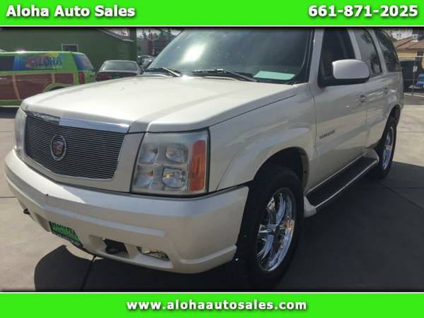 2006 Cadillac Escalade; Loaded. Every Option. Gorgeous!!!