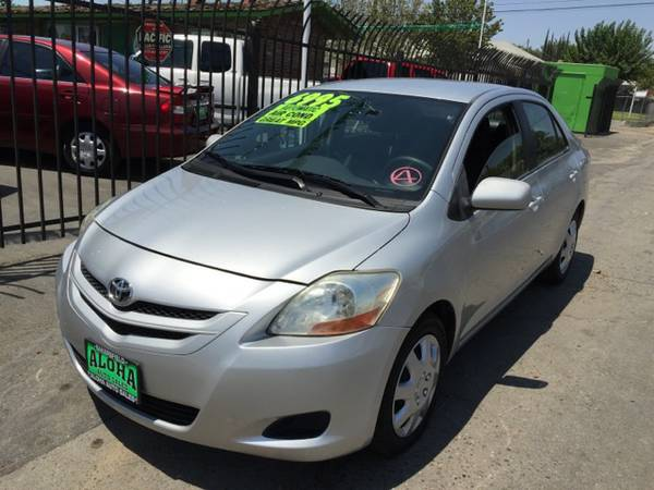 2007 Toyota Yaris Sedan; All power. 35+ MPG. Legendary Reliability!