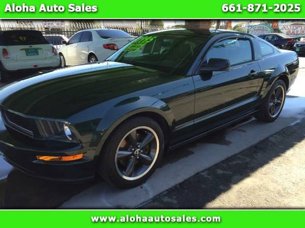 2008 Ford Mustang GT Deluxe; Bullit Edition. Loaded. Very Nice.