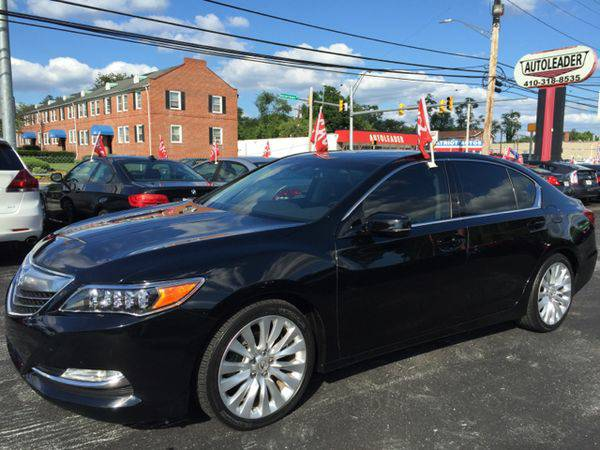 2014 *Acura* *RLX* w/Navi 4dr Sedan w/Navigation - 100's of...