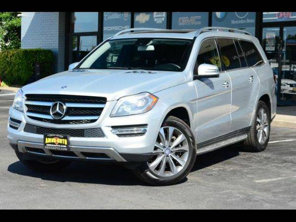 2013 *Mercedes-Benz* *GL-Class* GL450 4MATIC We can get you approved!