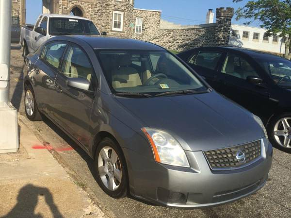 07 Nissan Central Like New