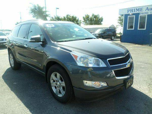 2010 *Chevrolet* *Traverse* LT AWD 4dr SUV w/2LT -⚡SPECIAL...